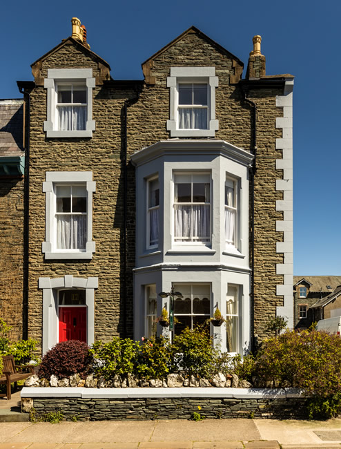 Find Dorchester House B&B in Keswick